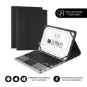 Capa Teclado KEYTAB PRO Bluetooth 10,1″ Touchpad - Subblim