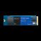 SSD Blue SN550 M.2 2280 NVME 1TB PCIe Gen3 - Western Digital