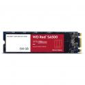 """SSD RED 500GB  M.2 2280 SATA III 6Gb/s 2.5"""" - Western Digital"""
