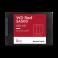 """SSD RED 4TB SATA III 6Gb/s 2.5"""" - Western Digital"""