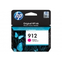 Tinteiro 912 Magenta Original HP