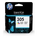 Tinteiro 305 Tri-color Original HP