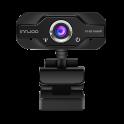 Webcam Com Micro FHD 1920*1080 Usb 2.0 InnJoo