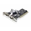 Placa PCI com 2 Portas COM Conceptronic