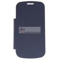 Bolsa Flip Cover New Mobile para Samsung GT-I9082 Azul