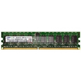 Memória RAM 2GB PC3-10600 DDR3-1333MHz ECC Registered Samsung