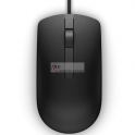 Rato ótico Dell-MS116 - preto
