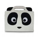 "Capa Universal Ani Panda Universal - 9/10"" PortDesigns"