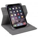 """Capa Universal FIT N GRIP rotação de 360º para tablets de 9-10"""" - Preto"""