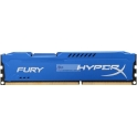 Memória RAM Kingston DDR3 HyperX 4GB 1333MHz CL9 FURY Blue Series
