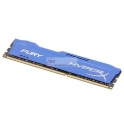 Memória RAM Kingston DDR3 HyperX 8GB 1600MHz CL10 FURY Blue Series