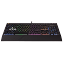 Teclado Gaming Strafe RGB Cherry MX Silent CORSAIR
