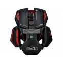 Rato Gaming PROG4 Phantom4.1 Red DRAGON WAR