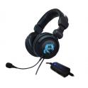 Auscultadores Gaming Pro Beast Preto e Azul DRAGON WAR