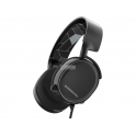Auscultador Gaming Arctis 3 Preto STEELSERIES