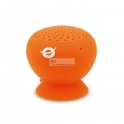 Colunas Wireless Waterproof Suction Speaker Orange Conceptronic