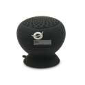 Colunas Wireless Waterproof Suction Speaker Black Conceptronic