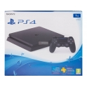 PlayStation 4 JET BLACK 1TB