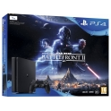 Playstation PS4 1TB Black + Star Wars