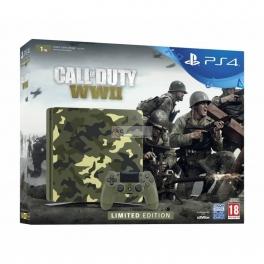PLAYSTATION 4 1TB Edição Especial + CALL OF DUTY WWII
