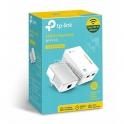 300Mbps AV500 WiFi Powerline Extender Starter Kit TL-WPA4220KIT