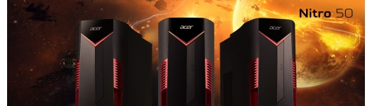 Computadores Desktop Gaming Acer