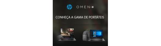 Computadores Portáteis Gaming HP