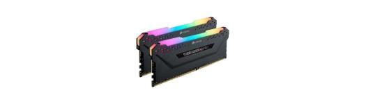 Memórias RAM Gaming c/ LEDS RGB