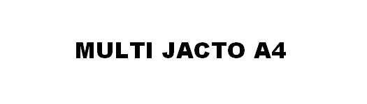 Multifunções Jacto de Tinta A4