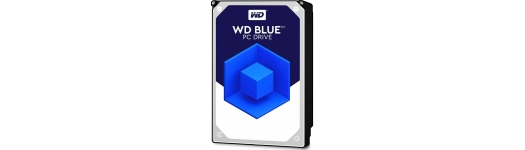 Discos Western Digital Blue