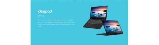 Portáteis Serie Ideapad C Lenovo
