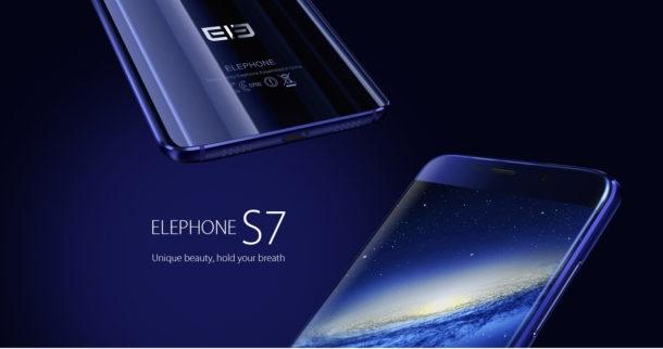 Clique e vá conhecer os Novos ELEPHONE S7