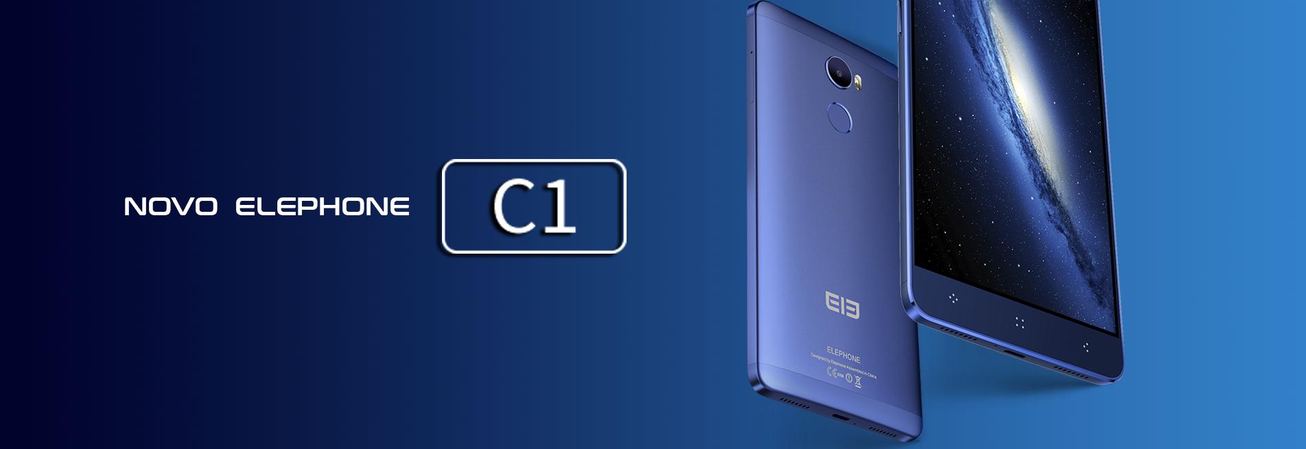 Novos Elephone C1