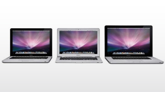 Portáteis Apple